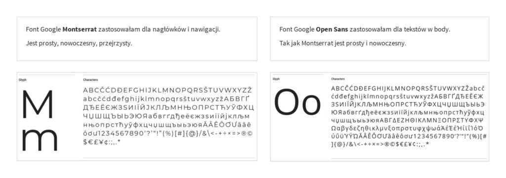 fonty na strone