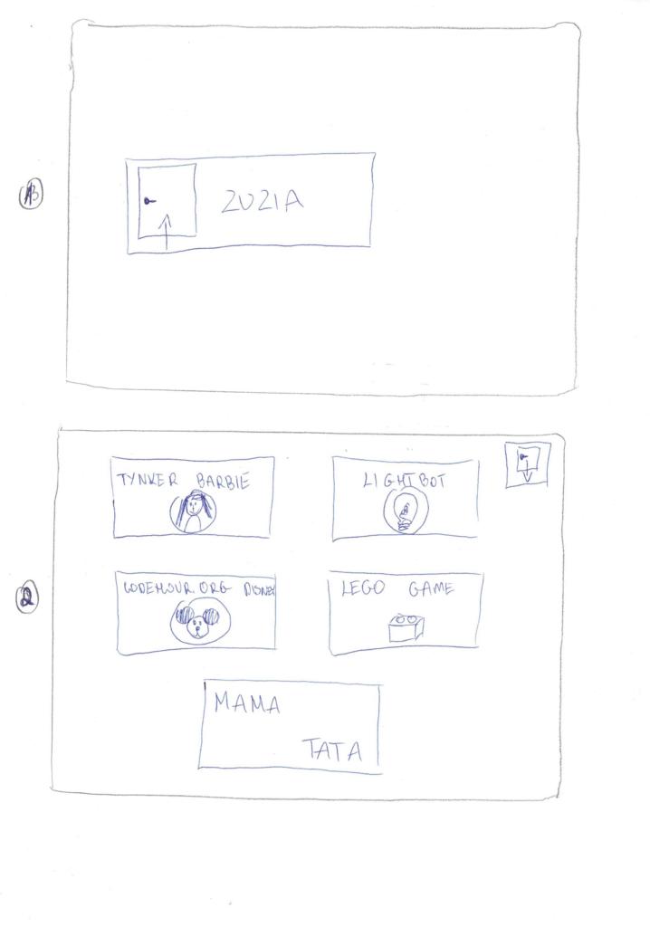 makieta desktop dziecko 1